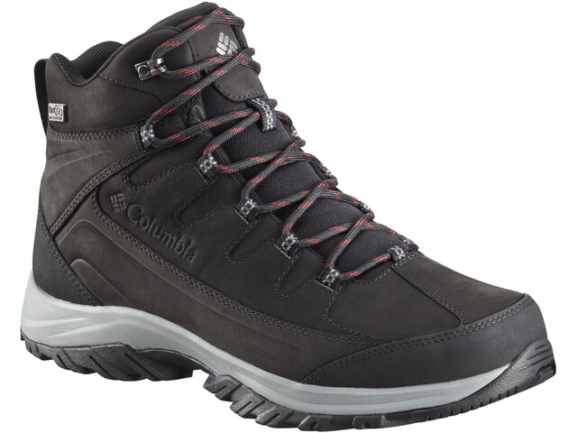 Columbia Terrebonne II Mid Outdry Chaussures Homme, black/lux
